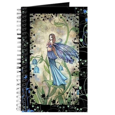 Blue Bell Fairy Journal Journal