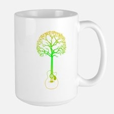 Guitartree-color Mugs