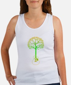 Cute Tree hugger Women's Tank Top