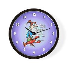 Bisk...Wall Clock