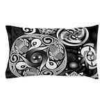 Celtic Clockwork Pillow Case