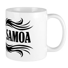 Tribal American Samoa Mug