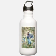 Blue Bell Fairy Sports Water Bottle