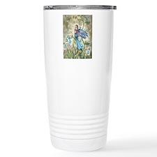 Blue Bell Fairy Travel Coffee Mug
