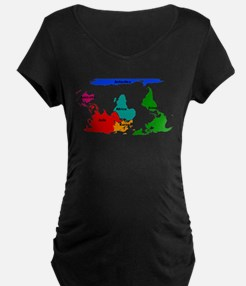 Cute Map T-Shirt