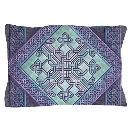 Celtic Avant Garde Pillow Case