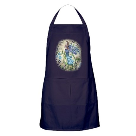 Blue Bell Fairy Apron (dark)