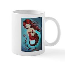 Ruby Mermaid Mug