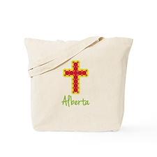 Alberta Bubble Cross Tote Bag