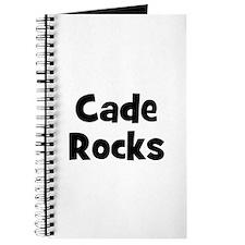 Cade Rocks Journal
