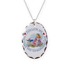 Follow Me To Wonderland Necklace