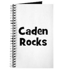 Caden Rocks Journal
