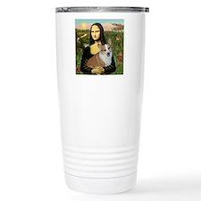 Mona - Corgi (Pembr-L) Travel Mug