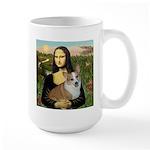 Mona - Corgi (Pembr-L) Large Mug