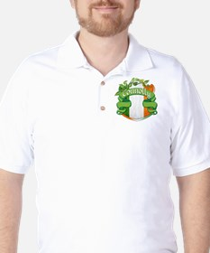 Connolly Shield Golf Shirt