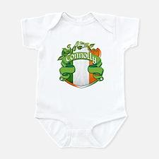 Connolly Shield Infant Bodysuit