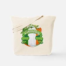 Connolly Shield Tote Bag