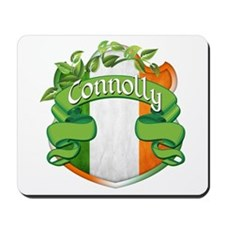 Connolly Shield Mousepad