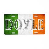 Doyle License Plates