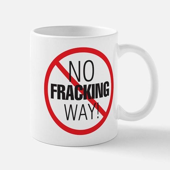 Unique Fracking Mug