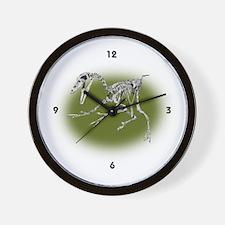 Troodon Wall Clock