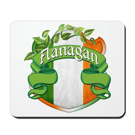 Flanagan Shield Mousepad