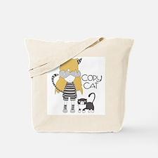Copy Cat Tote Bag