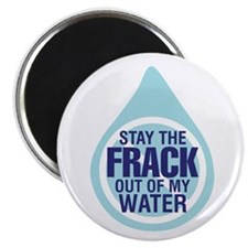 Unique No fracking Magnet