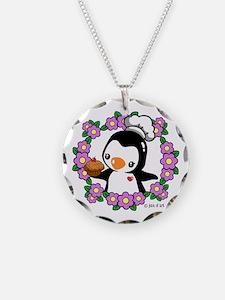 Pretty Penguin (4) Necklace