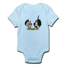 Serama Bantams Infant Bodysuit