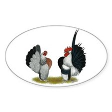 Serama Bantams Decal