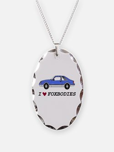 Foxbody Necklace