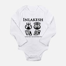 InLakesh Long Sleeve Infant Bodysuit