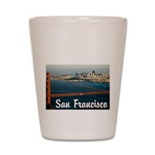 San Francisco Shot Glass