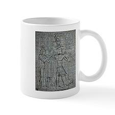 Cleopatra and Caesarion Small Mug