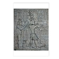 Cleopatra and Caesarion Postcards (Package of 8)