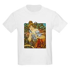Art Nouveau Bicycle T-Shirt