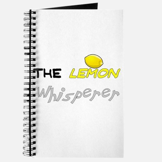 The Whisperer Journal