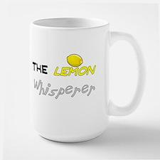 The Whisperer Large Mug