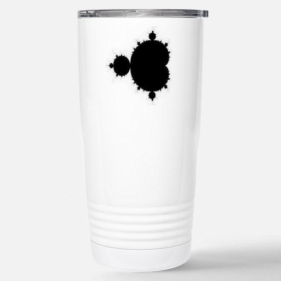 Mandelbrot Set Travel Mug