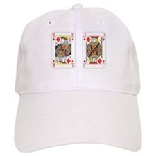 Funny King diamonds Baseball Cap