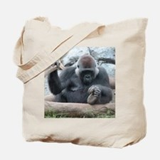 I LOVE GORILLAS Tote Bag