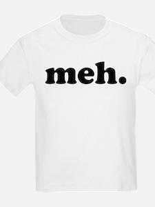 meh Kids T-Shirt