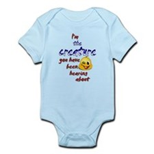 Funny Force strong one Infant Bodysuit