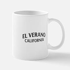 El Verano California Mug
