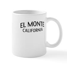 El Monte California Mug