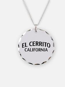 El Cerrito California Necklace