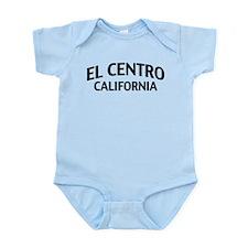 El Centro California Infant Bodysuit