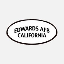 Edwards AFB California Patches