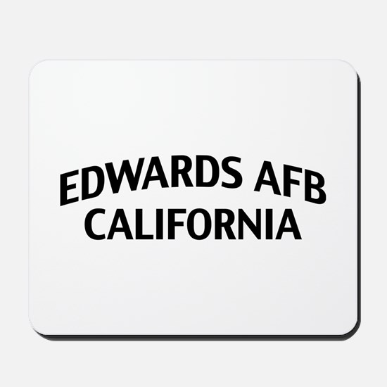 Edwards AFB California Mousepad